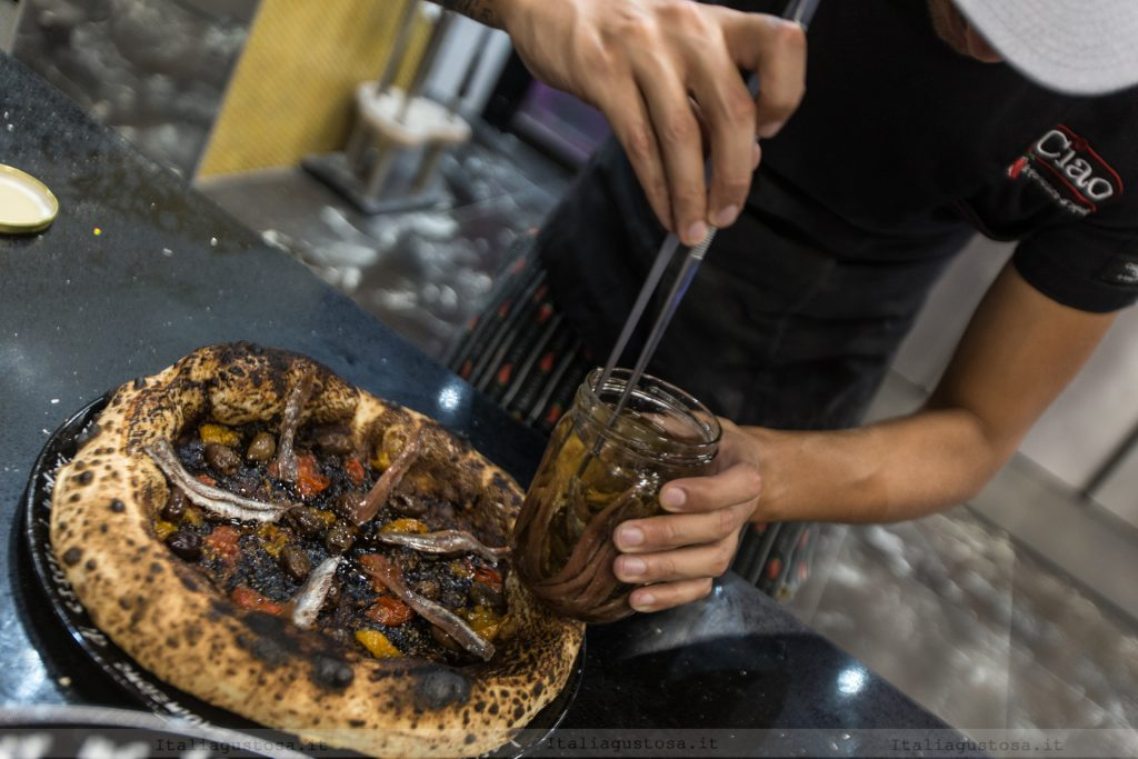 Glamour the fashion pizza